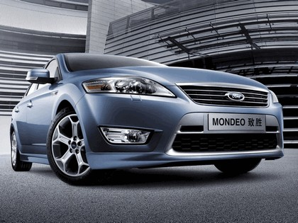 2010 Ford Mondeo - chinese version 1
