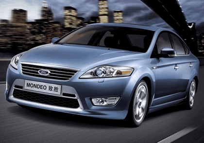 2010 Ford Mondeo - chinese version 2