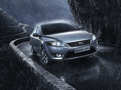 2010 Ford Mondeo - chinese version 4