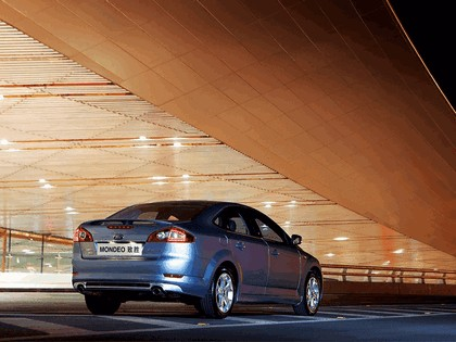 2010 Ford Mondeo - chinese version 5