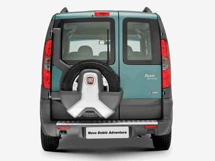 2009 Fiat Doblò Adventure Locker 3
