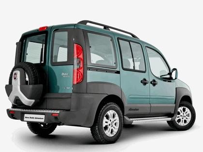 2009 Fiat Doblò Adventure Locker 4