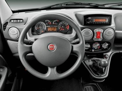 2009 Fiat Doblò Adventure Locker 8