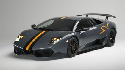 2010 Lamborghini Murciélago LP 670-4 SuperVeloce China Limited Edition 6