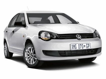 2010 Volkswagen Polo Vivo 1