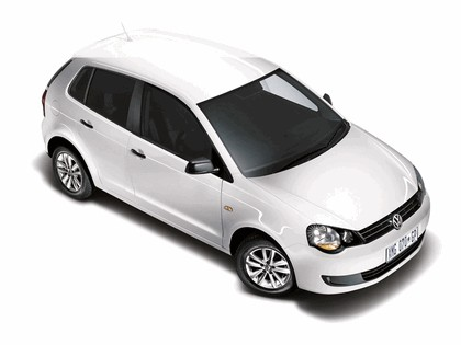 2010 Volkswagen Polo Vivo 2