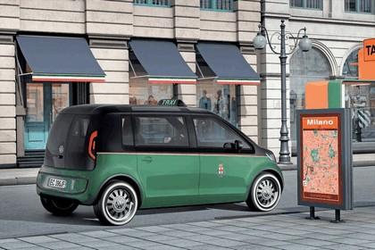 2010 Volkswagen Milano Taxi concept 7