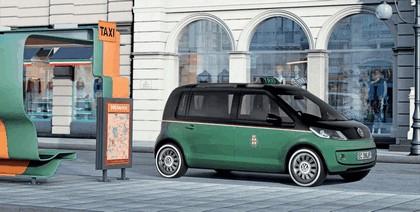 2010 Volkswagen Milano Taxi concept 9