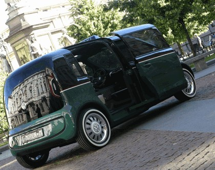 2010 Volkswagen Milano Taxi concept 14