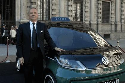 2010 Volkswagen Milano Taxi concept 19