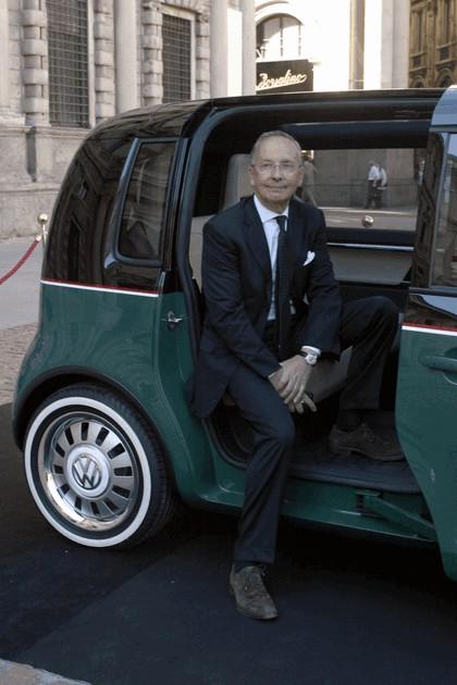 2010 Volkswagen Milano Taxi concept 20