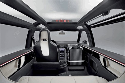 2010 Volkswagen Milano Taxi concept 38