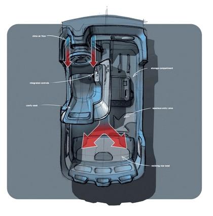 2010 Volkswagen Milano Taxi concept 40