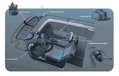 2010 Volkswagen Milano Taxi concept 41