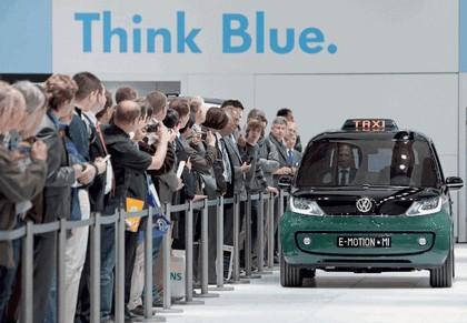 2010 Volkswagen Milano Taxi concept 44
