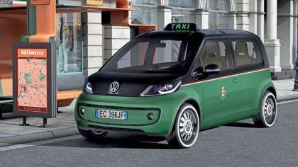2010 Volkswagen Milano Taxi concept 5