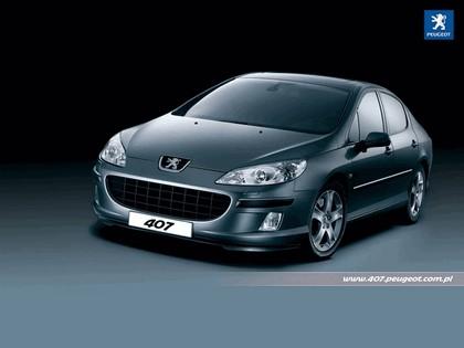 2004 Peugeot 407 1