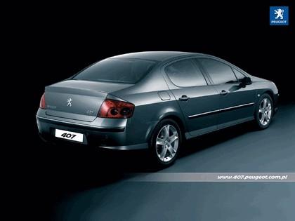 2004 Peugeot 407 2