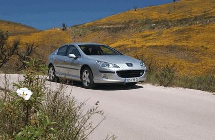 2004 Peugeot 407 3