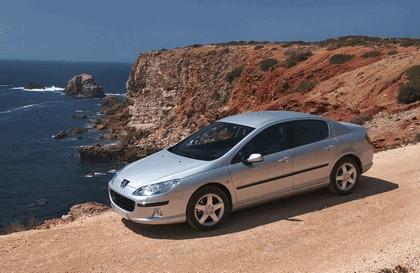 2004 Peugeot 407 7
