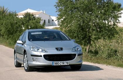 2004 Peugeot 407 8