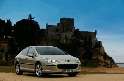 2004 Peugeot 407 9
