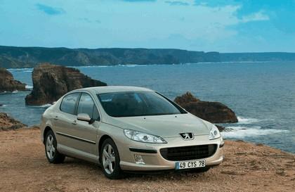 2004 Peugeot 407 10