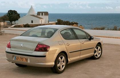 2004 Peugeot 407 12