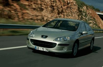 2004 Peugeot 407 16
