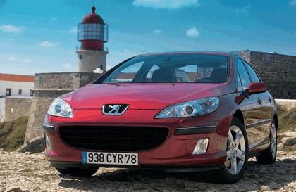 2004 Peugeot 407 19