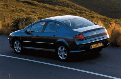 2004 Peugeot 407 22