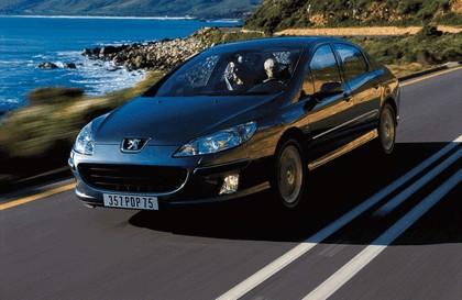 2004 Peugeot 407 26