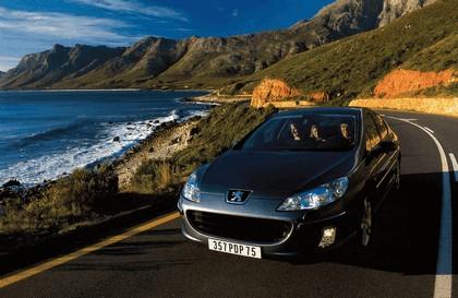 2004 Peugeot 407 27