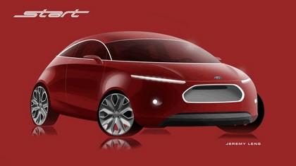 2010 Ford Start concept 22