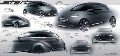 2010 Ford Start concept 24
