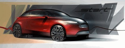 2010 Ford Start concept 25