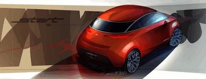 2010 Ford Start concept 28