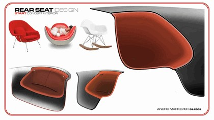 2010 Ford Start concept 30