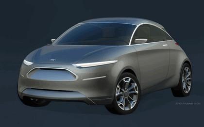 2010 Ford Start concept 31