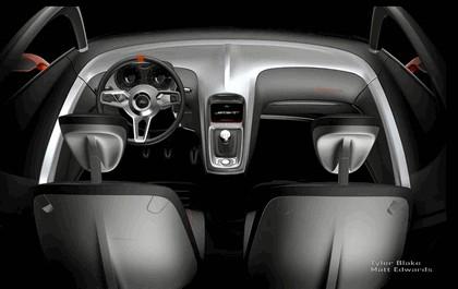 2010 Ford Start concept 33
