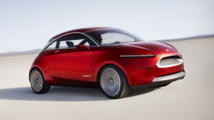 2010 Ford Start concept 9