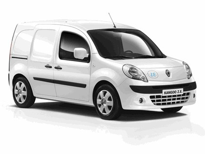 2010 Renault Kangoo ZE 1