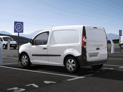 2010 Renault Kangoo ZE 4