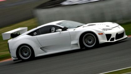2010 Lexus LF-A by Gazoo Racing 9