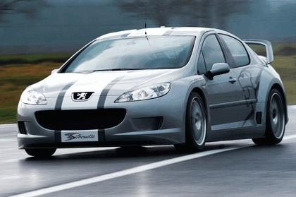2004 Peugeot 407 Silhouette 1