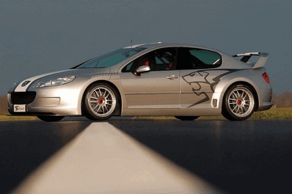 2004 Peugeot 407 Silhouette 7