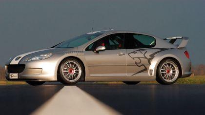 2004 Peugeot 407 Silhouette 4