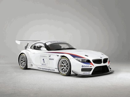 2010 BMW Z4 ( E89 ) GT3 1