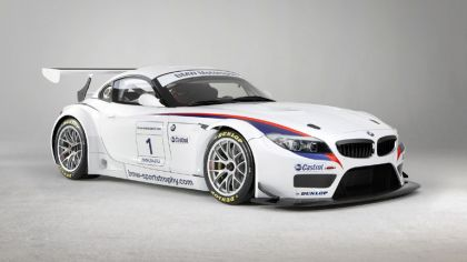 2010 BMW Z4 ( E89 ) GT3 2