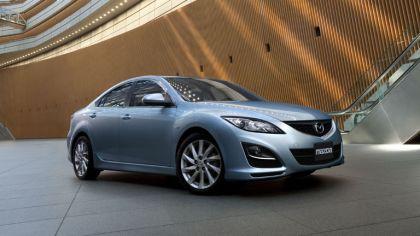 2010 Mazda 6 sedan 1